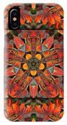 Sumac Autumn Kaleidoscope IPhone Case