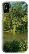 Summer Happiness - Holmdel Park IPhone Case