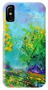 Summer In The Wood 452160 IPhone Case
