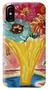 Summer Season 2012 Blooms IPhone Case