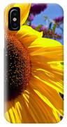 Summer Sunflower IPhone Case