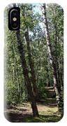 Summer Trail IPhone Case