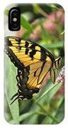 Summer's Flying Tiger  IPhone Case