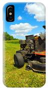 Summertime. IPhone Case