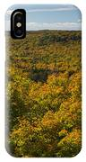 Summit Peak Autumn 10 IPhone Case