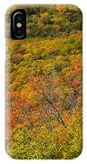 Summit Peak Autumn 6 IPhone Case