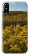 Summit Peak Autumn 9 IPhone Case