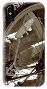 Sun Cruiser Wheels IPhone Case