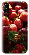 Sun Ripened IPhone Case