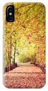 Sunday Stroll IPhone Case