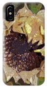 Sunflower 13 IPhone Case