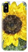 Sunflower 4 Sf4wc IPhone Case