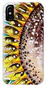 Sunflower Fish 3 IPhone Case