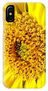 Sunflower Joy IPhone Case