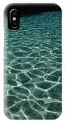 Sunlight Reflected In The Water IPhone Case