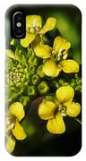 Sunny Floret IPhone Case