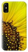 Sunny Summer Sunflower IPhone Case