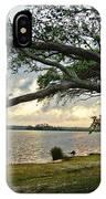 Sunrise Across The Lagoon IPhone Case