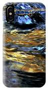 Sunset Reflected On Wave IPhone Case