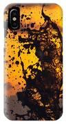 Sunset Splash 3 IPhone Case