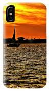 Sunset Xi IPhone Case