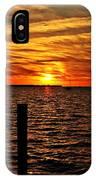 Sunset Xvii IPhone Case