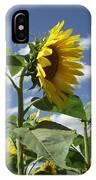 Sunshine Flowers IPhone Case