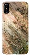 Sunshine On Grand Canyon In Yellowstone IPhone Case