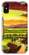 Sunshine Traveler-monarch IPhone Case