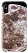 Super Moon 2012 IPhone Case