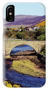 Sutherland Scotland IPhone Case