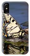 Swallowtail - Walking On Water IPhone Case