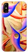 Swaying In Harmony 2 IPhone Case