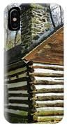 Swedish Cabin IPhone Case
