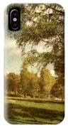 Swedish Landscape IPhone Case
