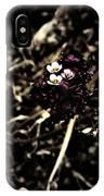 Sweet Alyssum IPhone Case