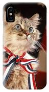 Sweet And Patriotic IPhone Case