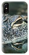 Sweet Baby Alligator IPhone Case