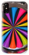 Swirled Color IPhone Case
