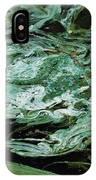 Swirling Algae IPhone Case