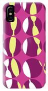 Swirly Stripe IPhone Case