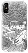 Switzerland: Convent, 1843 IPhone Case