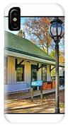 Sylvania Train Station IPhone Case