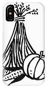 Symbol: Thanksgiving IPhone Case