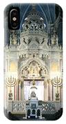 Synagogue IPhone Case