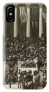 T. Roosevelt Inauguration IPhone Case