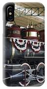 Tahoe Steam Locomotive IPhone Case