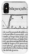 Tailors Pattern Book, 1589 IPhone Case