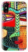 -talavera Owl Goddess IPhone Case