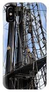 Tall Ship Mast IPhone Case